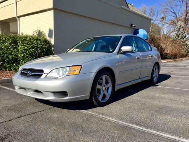 2006 Subaru Legacy AWD 2.5i Special Edition 4dr Sedan (2.5L H4 4A) - Kingsport TN
