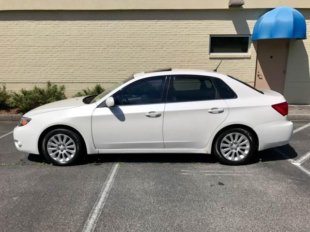 2010 Subaru Impreza AWD 2.5i Premium 4dr Sedan 4A - Kingsport TN