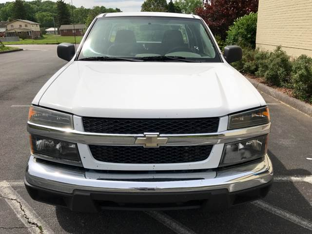 2006 Chevrolet Colorado Base 4dr Extended Cab SB - Kingsport TN