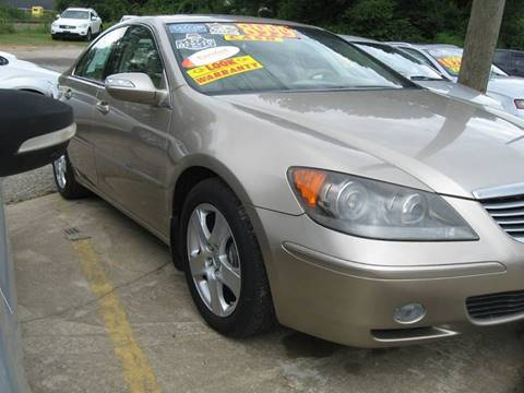2007 Acura RL for sale in Columbia, SC