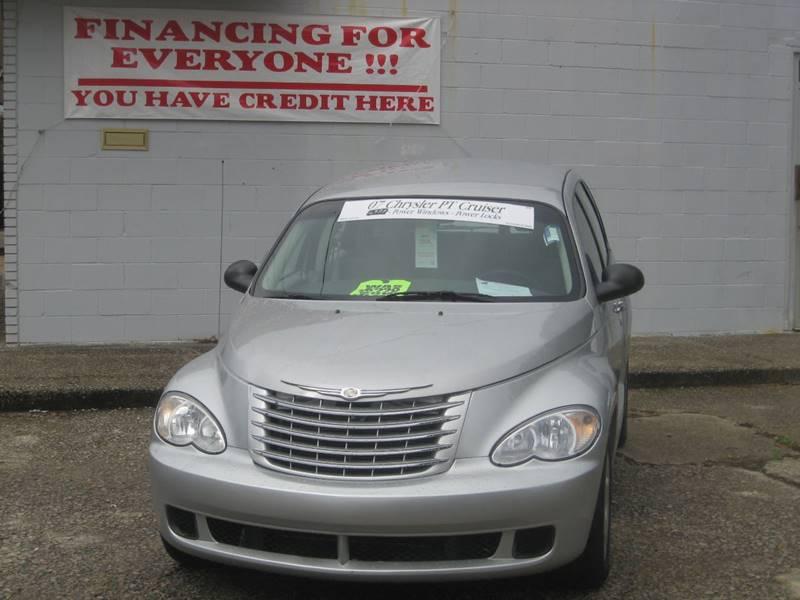 Chrysler PT Cruiser In Columbia SC Hometown Automotive - Chrysler dealership in columbia sc