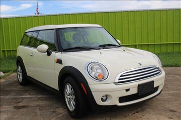 2009 MINI Cooper Clubman for sale in Houston, TX