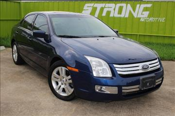 2006 Ford Fusion for sale in Houston, TX