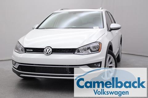 2017 Volkswagen Golf Alltrack for sale in Phoenix, AZ