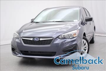 2017 Subaru Impreza for sale in Phoenix, AZ