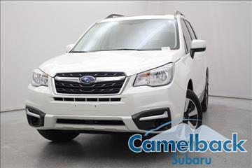2017 Subaru Forester for sale in Phoenix, AZ