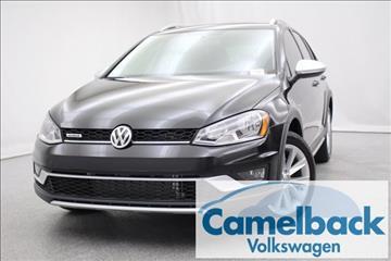 2017 Volkswagen Golf Alltrack for sale in Phoenix, AZ