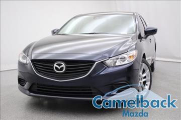 2017 Mazda MAZDA6 for sale in Phoenix, AZ