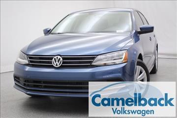 2017 Volkswagen Jetta for sale in Phoenix, AZ