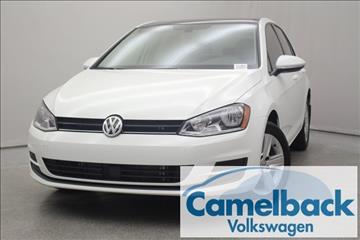 2017 Volkswagen Golf for sale in Phoenix, AZ