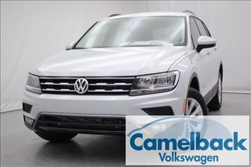 2018 Volkswagen Tiguan for sale in Phoenix, AZ