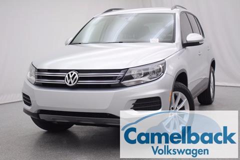2017 Volkswagen Tiguan Limited for sale in Phoenix, AZ