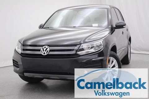 2017 Volkswagen Tiguan Limited for sale in Phoenix, AZ