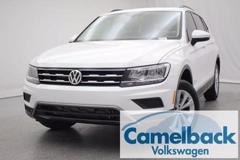 2018 Volkswagen Tiguan for sale in Phoenix, AZ