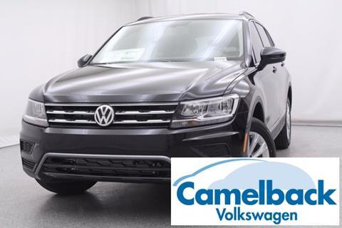 2018 Volkswagen Tiguan