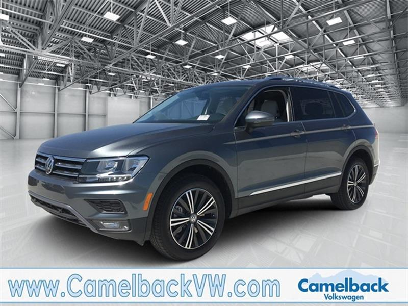2019 Volkswagen Tiguan Sel In Phoenix Az Camelback