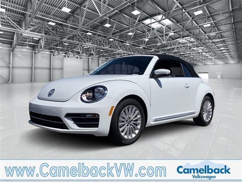 2019 Volkswagen Beetle 2 0t Final Edition Se 2dr