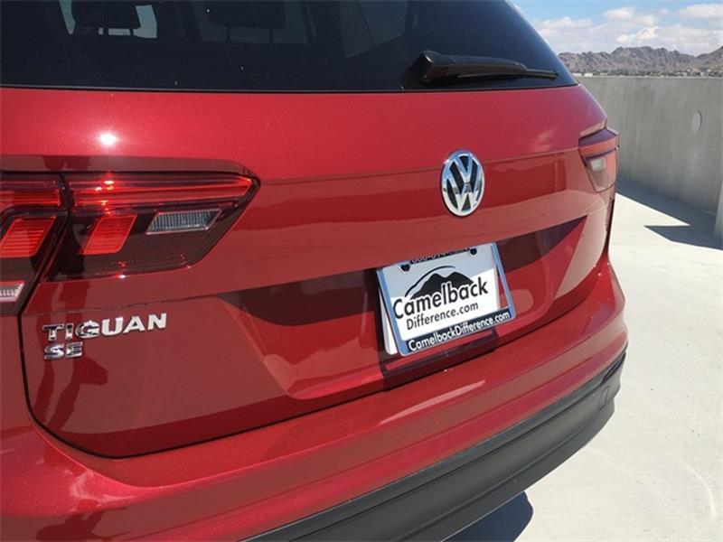 2019 Volkswagen Tiguan 2 0t Se 4dr Suv In Phoenix Az
