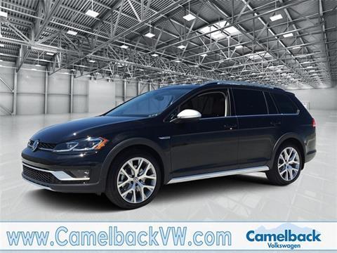 2019 Volkswagen Golf Alltrack for sale in Phoenix, AZ
