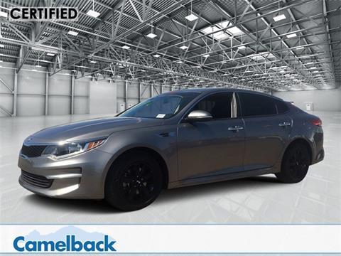 2017 Kia Optima for sale in Phoenix, AZ