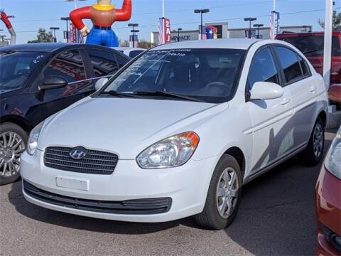 2009 Hyundai Accent for sale at Camelback Volkswagen Subaru in Phoenix AZ
