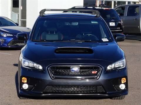 2017 Subaru WRX STI Limited for sale at Camelback Volkswagen Subaru in Phoenix AZ