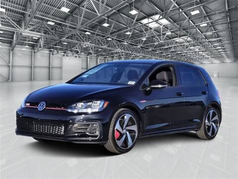 2020 Volkswagen Golf GTI for sale at Camelback Volkswagen Subaru in Phoenix AZ