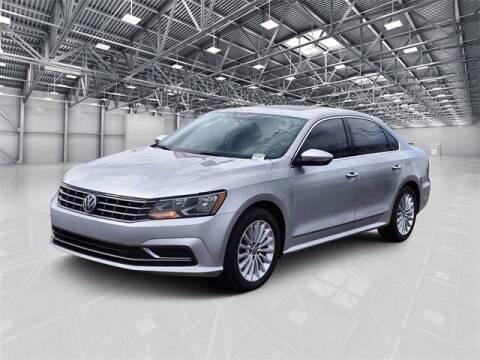 2017 Volkswagen Passat for sale at Camelback Volkswagen Subaru in Phoenix AZ