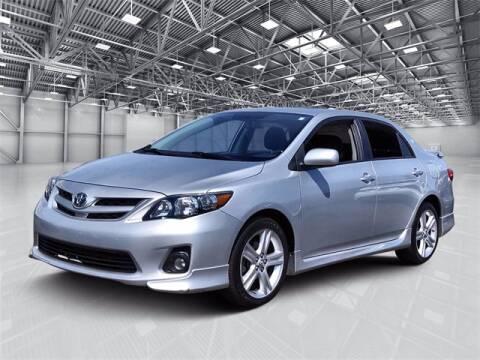 2013 Toyota Corolla for sale at Camelback Volkswagen Subaru in Phoenix AZ