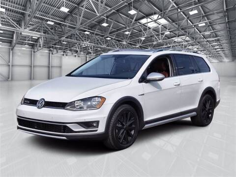 2017 Volkswagen Golf Alltrack for sale at Camelback Volkswagen Subaru in Phoenix AZ