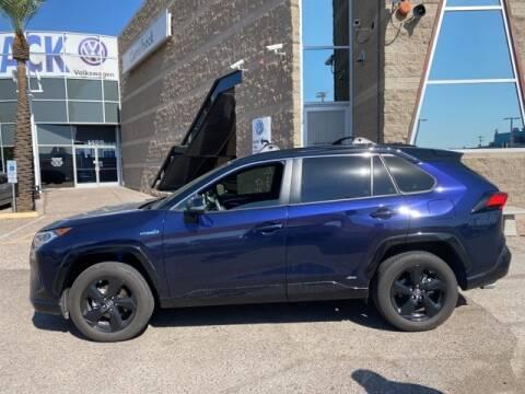 2019 Toyota RAV4 Hybrid for sale at Camelback Volkswagen Subaru in Phoenix AZ