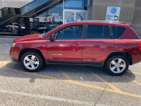 2012 Jeep Compass for sale at Camelback Volkswagen Subaru in Phoenix AZ