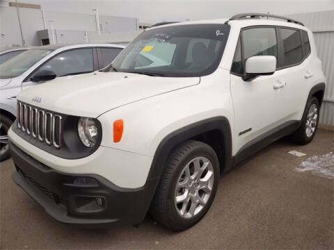 2018 Jeep Renegade for sale at Camelback Volkswagen Subaru in Phoenix AZ