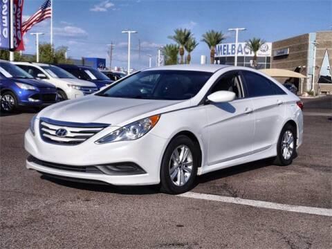 2014 Hyundai Sonata for sale at Camelback Volkswagen Subaru in Phoenix AZ