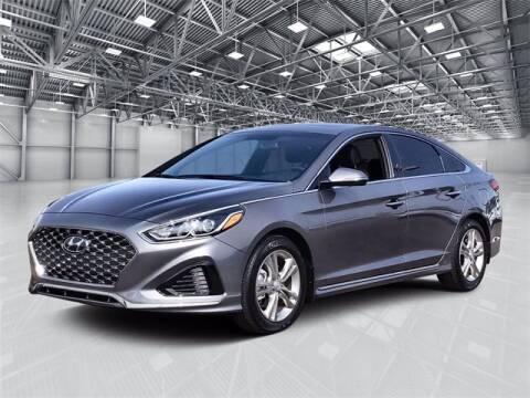 2019 Hyundai Sonata for sale at Camelback Volkswagen Subaru in Phoenix AZ