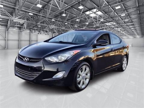2013 Hyundai Elantra for sale at Camelback Volkswagen Subaru in Phoenix AZ
