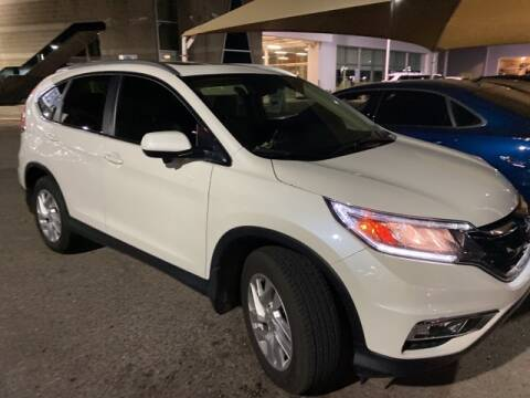 2015 Honda CR-V for sale at Camelback Volkswagen Subaru in Phoenix AZ