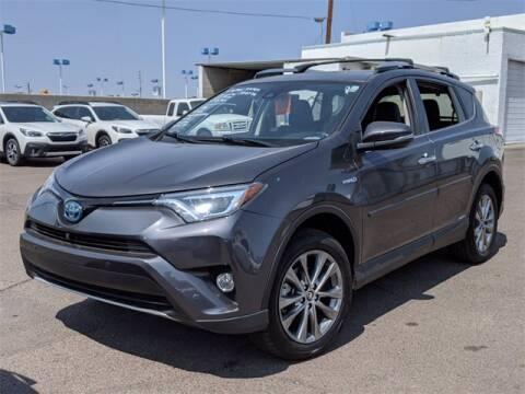 2016 Toyota RAV4 Hybrid for sale at Camelback Volkswagen Subaru in Phoenix AZ