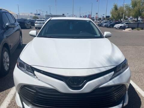 2019 Toyota Camry for sale at Camelback Volkswagen Subaru in Phoenix AZ