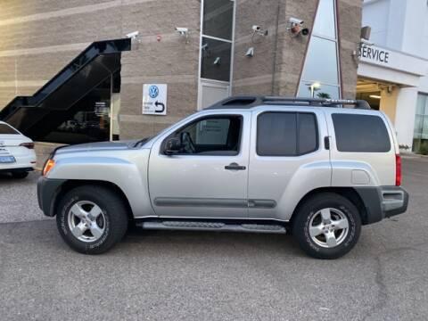 2006 Nissan Xterra for sale at Camelback Volkswagen Subaru in Phoenix AZ