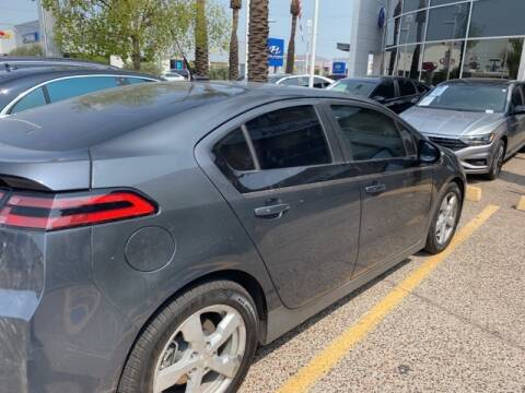 2013 Chevrolet Volt for sale at Camelback Volkswagen Subaru in Phoenix AZ