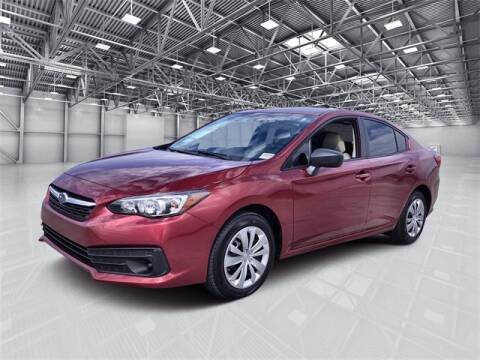 2020 Subaru Impreza for sale at Camelback Volkswagen Subaru in Phoenix AZ