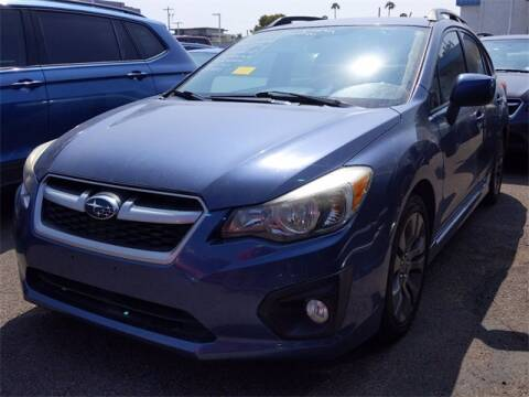 2013 Subaru Impreza for sale at Camelback Volkswagen Subaru in Phoenix AZ