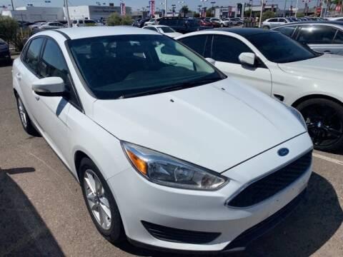 2015 Ford Focus for sale at Camelback Volkswagen Subaru in Phoenix AZ