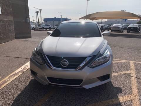 2016 Nissan Altima for sale at Camelback Volkswagen Subaru in Phoenix AZ