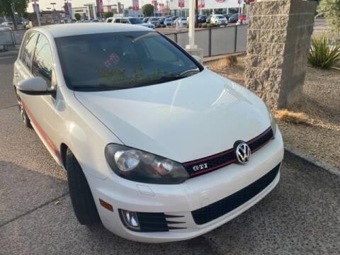 2013 Volkswagen GTI for sale at Camelback Volkswagen Subaru in Phoenix AZ