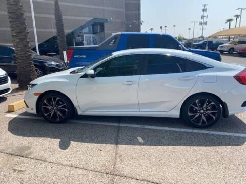 2019 Honda Civic for sale at Camelback Volkswagen Subaru in Phoenix AZ