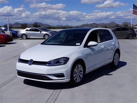 2020 Volkswagen Golf for sale at Camelback Volkswagen Subaru in Phoenix AZ