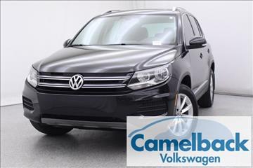 2017 Volkswagen Tiguan for sale in Phoenix, AZ