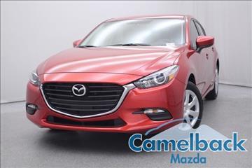 2017 Mazda MAZDA3 for sale in Phoenix, AZ
